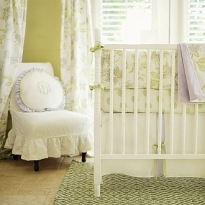 Custom Baby Crib Bedding Set